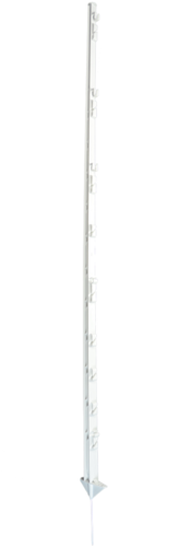 ZoneGuard Instappaal 150 cm wit
