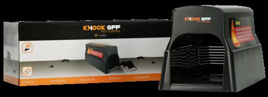 Knock Off Elektrische Rat/Muis Val
