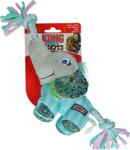 Kong Knots Carnival Elephant S/M