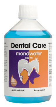 Dental Care Mondwater 500 ml